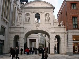 Temple Bar Gateway