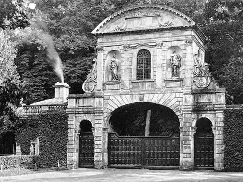Temple Bar history