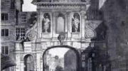 Sir Christopher Wren's Temple Bar